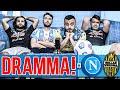 🤬DRAMMA!!! NAPOLI 1-1 VERONA | LIVE REACTION NAPOLETANI HD
