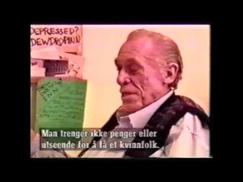 Charles Bukowski - Scandanavian TV