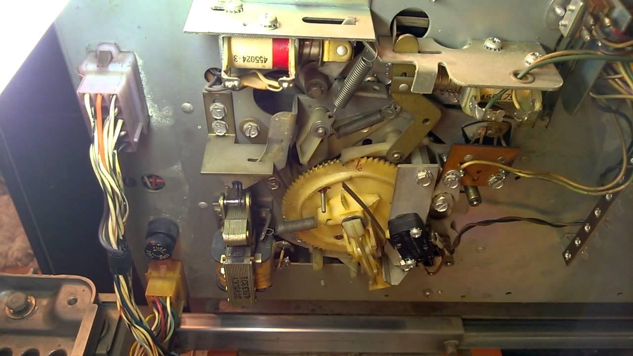 Problem Jukebox Seeburg LS2 GEM 1969