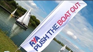 RYA Push the Boat Out gets the nation sailing - May 18 & 19 2013