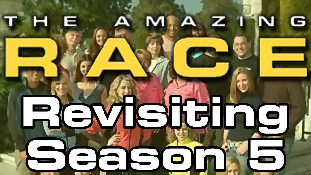 Download The Amazing Race - Season 5 Retrospective