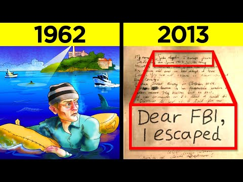 Prisoner Who Escaped From Alcatraz Sends Letter To The FBI 50 Years Later
