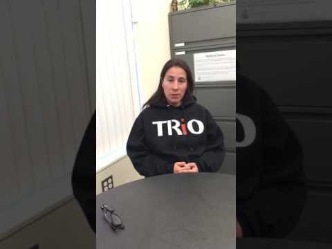 TRIO ALS partnship at Seattle Central College