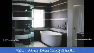 Design for bathroom walls | Pictures of modern house designs gives idea to make your home