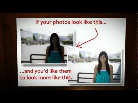 Online Photography Class - How To Shoot Photos Like a Pro Photography Class