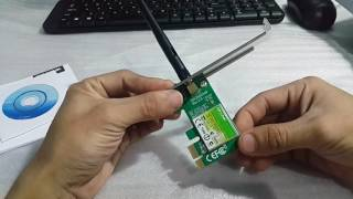 TP-LINK TL-WN781ND Wireless Card PCI Express Worth It Guys...