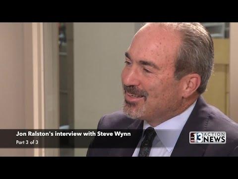 Jon Ralston's full interview with Steve Wynn: Part 3