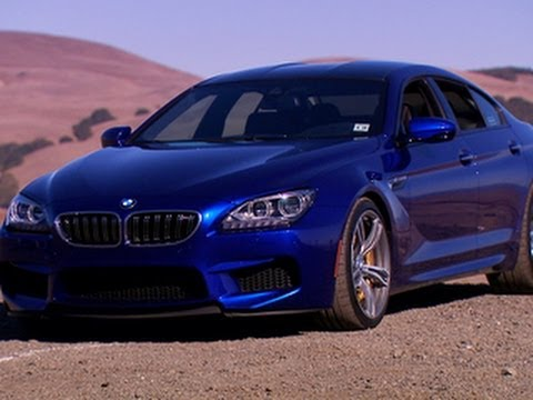 CNET On Cars - BMW's M6 Gran Coupe, A Big, Effortless Rocket Ride - Ep. 30