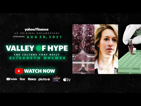 Elizabeth Holmes: 'Valley of Hype' [pre-show and documentary]