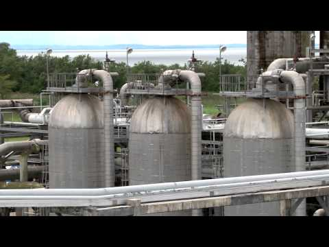 Oil & Gas Services: Natural Gas Processing