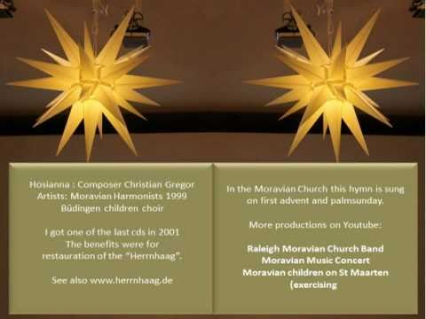 Hosianna Moravian Harmonists