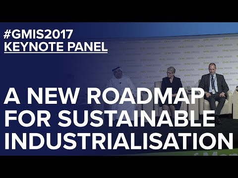 Driving Change: A New Roadmap for Sustainable Industrialisation - GMIS 2017 Day 3