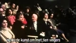 Clip of Lee Strasberg Directing Katherine Cortez, 1979