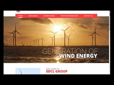 Energy Development Company Limited !! {Latest update 2018}