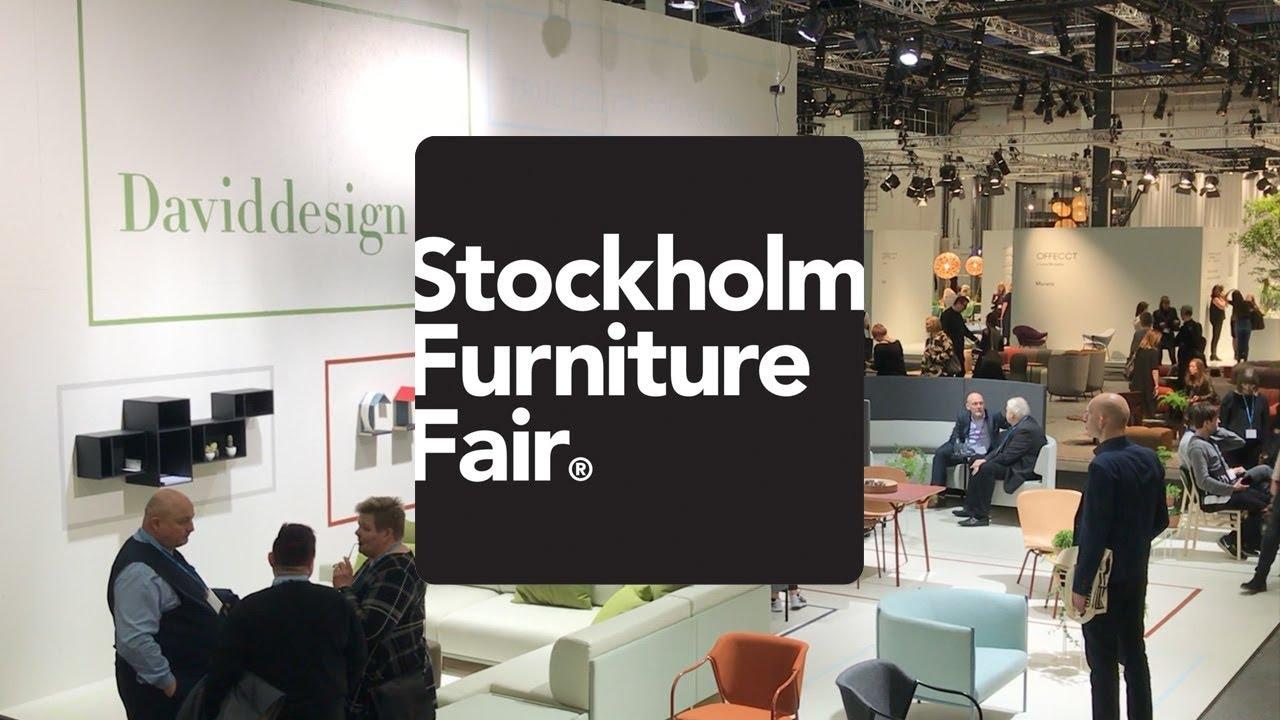 Stockholm Furniture Fair 2018 Youtube