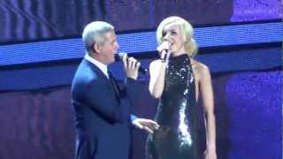 Alessandro Safina и Полина Гагарина