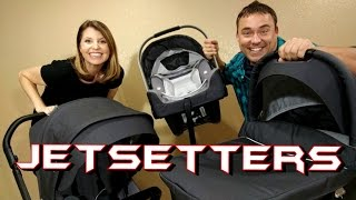 Baby Stroller With Car Seat | Nuna Travel System | Mixx Jett Collection | Detailed Review