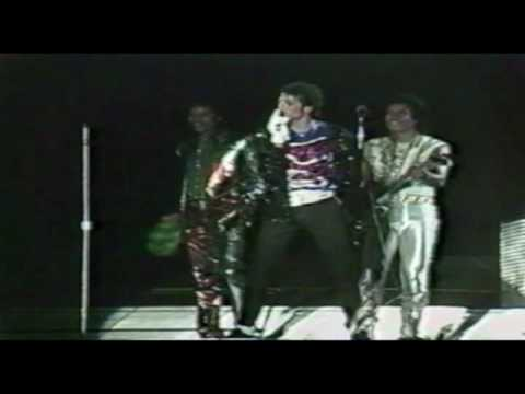 The Jacksons Victory Tour final!!