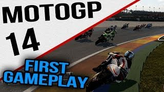 MotoGP 14 Gameplay - Career - Wildcard Races