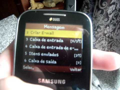 Hands On Review Samsung Ch@t 322 Dual Sim PT