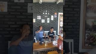 Launching Batara Cafe Sawarna Bersama Derato Band