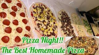 Pizza Night!   Using the Ooni Pizza Oven   Devon Windsor