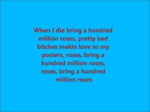 A Hundred Million Roses by A$AP Ferg Lyrics