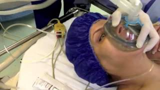 General anesthesia and endotracheal intubation