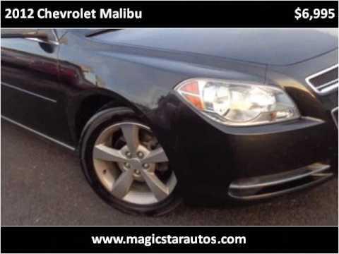 2012 chevrolet malibu used cars roanoke va youtube. Black Bedroom Furniture Sets. Home Design Ideas