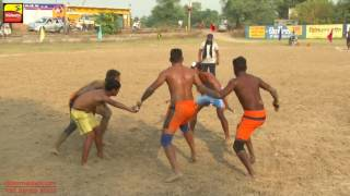 NOORDI (Tarn Tarn) | RURAL KABADDI  LEAGUE - 2016 | 3rd & 4th Quarter Final | Full HD | Part 2nd