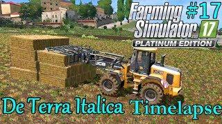 FS17 Timelapse, De Terra Italica #17: Bale First, Then Mow!