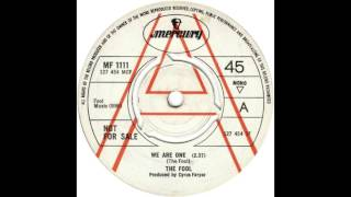 The Fool We Are One 1969