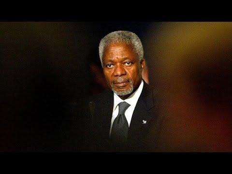 وفاة كوفي عنان الأمين العام السابق للأمم المتحدة عن 80 عاما …  - 13:22-2018 / 8 / 18