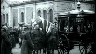 Funérailles solennelles du capitaine Fryatt le 6 juillet 1919