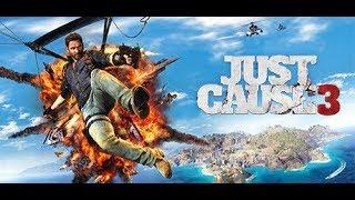 Just Cause 3.Большой БАДАБУМ