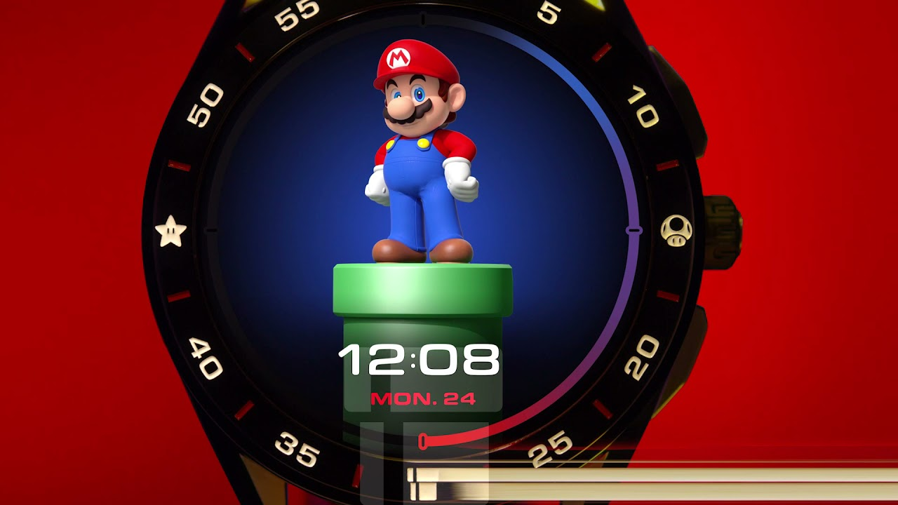 TAG Heuer | TAG Heuer Connected x Super Mario Limited Edition