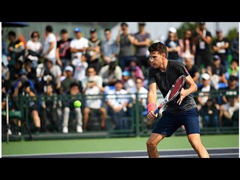 Dominic Thiem beim Shanghai Masters: Wo kann ich die Partie gegen Matthew Ebden im Livestream sehen?