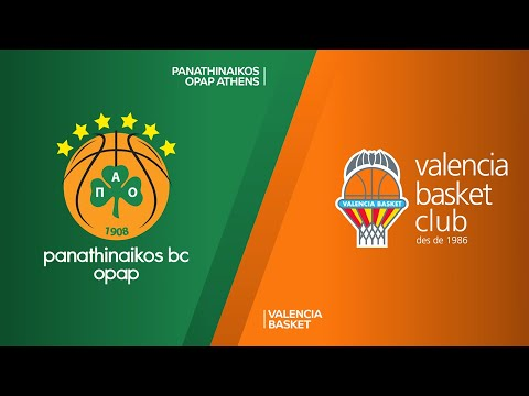 Panathinaikos OPAP Athens  - Valencia Basket Highlights   Turkish Airlines EuroLeague, RS Round 23