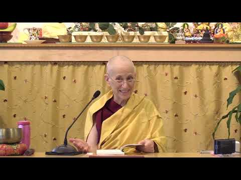43 Engaging in the Bodhisattva's Deeds: Joyous Effort, Concentration & Wisdom 04-08-12