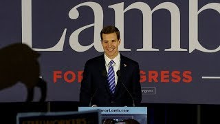 Democratic candidate Conor Lamb wins!