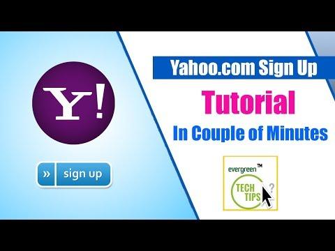 Create Yahoo Mail Account - Yahoo.com Sign Up Tutorial 2019 | Yahoo Mail