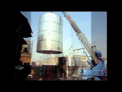 Tanque de acero inoxidable youtube - Placa de acero inoxidable ...
