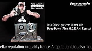 CD2-02 Josh Gabriel presents Winter Kills - Deep Down (Alex M.O.R.P.H. Remix)