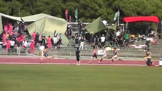2014年大阪IH 男子4×400mR 決勝