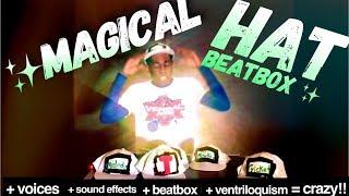 Verbal Ase - Magical Hat Beatbox