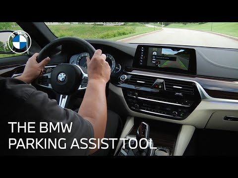 BMW Parking Assistant – The Complete Guide