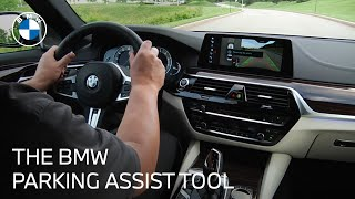 Parking Assistant | BMW Genius How-To
