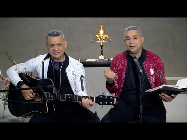 Orar con mi canto Anthony Jesus DUO