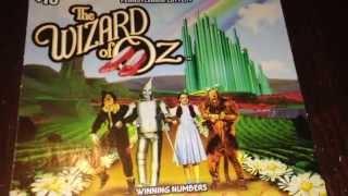 $10 Wizard of Oz Pennsylvania Lottery