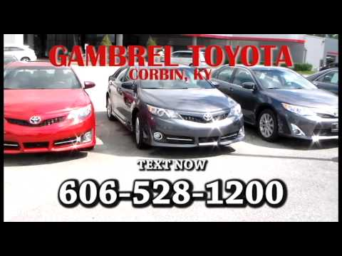 Gambrel Toyota 7 22 15